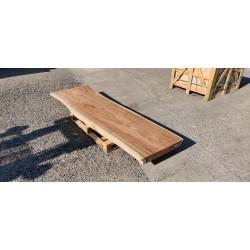 Table en bois de Suar 227cm (SUAR326-227)