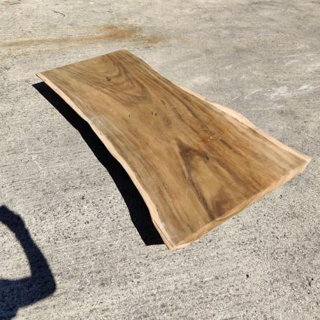Table en bois de Suar 202cm (SUAR01-202)