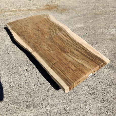 Table en bois de Suar 202cm (SUAR03-202)