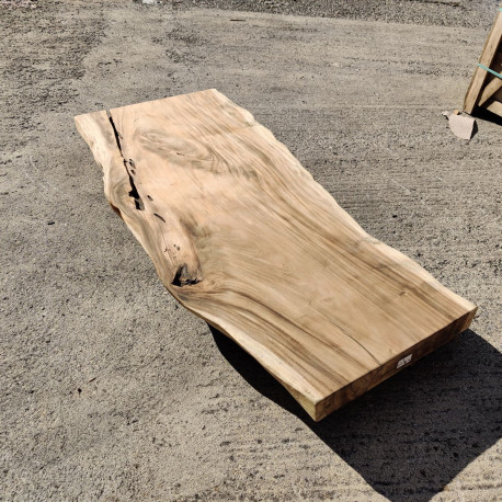 Table en bois de Suar 209cm (SUAR04-209)