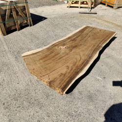 Table en bois de Suar 203cm (SUAR10-203)