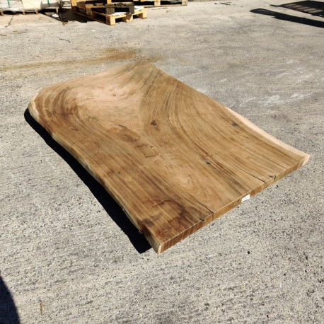 Table en bois de Suar 210cm (SUAR13-210)
