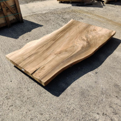 Table en bois de Suar 204cm (SUAR18-204)