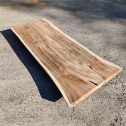 Table en bois de Suar 204cm (SUAR20-204)