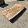 Table en bois de Suar 205cm (SUAR23-205)