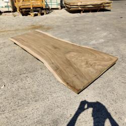 Table en bois de Suar 227cm (SUAR204-227)