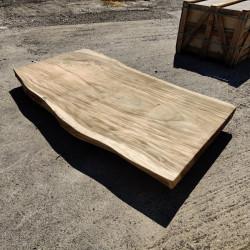 Table en bois de Suar 229cm (SUAR274-229)