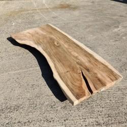 Table en bois de Suar 226cm (SUAR26-226)
