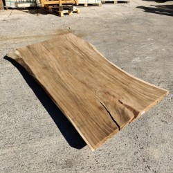 Table en bois de Suar 253cm (SUAR03-253)