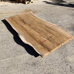 Table en bois de Suar 254cm (SUAR04-254)
