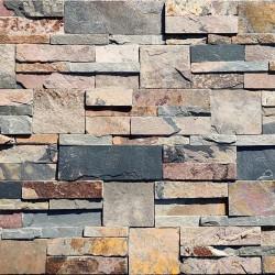 Parement pierre Ardoise 18x35 (PIER-A014)