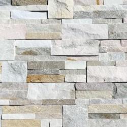 Parement pierre Quartzite mix 18x35 (PIER-A015)