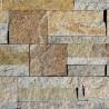 Parement pierre Quartzite rustique 18x35 (PIER-A017)