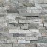 Parement pierre Ardoise gris 15x55 (PIER-G002)