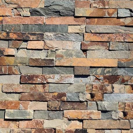 Parement pierre Ardoise 15x55 (PIER-G004)