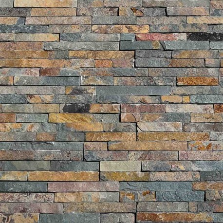 Parement pierre Ardoise 10x36 (PIER-P003)