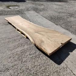 Table en bois de Suar 308cm (SUAR16-308)