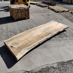 Table en bois de Suar 305cm (SUAR33-305)