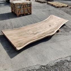 Table en bois de Suar 306cm (SUAR34-306)