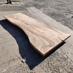 Table en bois de Suar 300cm (SUAR96-300)