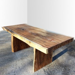Table en bois de Suar 200cm (SUAR12-200)