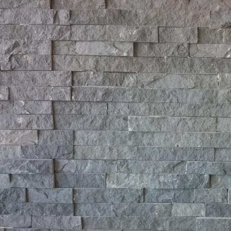 parement pierre naturelle ardoise 10x36 parpier001