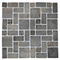 Mosaïque 30x30 Petheon grey (MOS005)