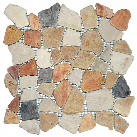 Mosaïque 30x30 Interlock mix 5c (MOS009)