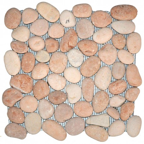 Mosaïque 30x30 pebble calakaberry (MOS016)